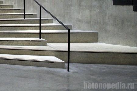 Беспыльные бытовые и промышленные полы из бетона