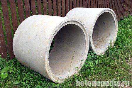 Выгребная канализационная яма: руководство как сделать из бетонных колец.