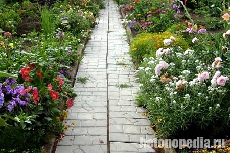 тротуарная бетонная плитка