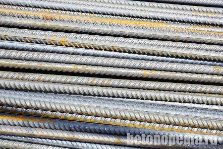 металлическая прокатная арматура