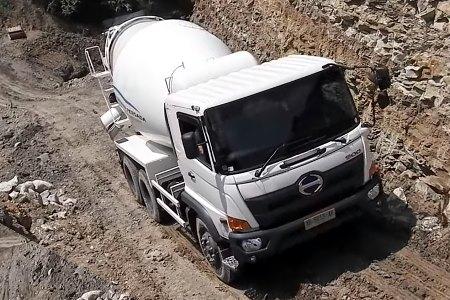 Как перевозят бетонную смесь банка для цементного раствора