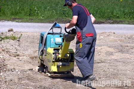 Подготовка грунта