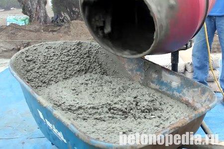 бетоны и строительные растворы